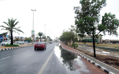 الأمطار الدولة و«الأرصاد» تؤكد انتهاء