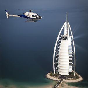 مهبط برج العرب 20 عاماً من الإثارة