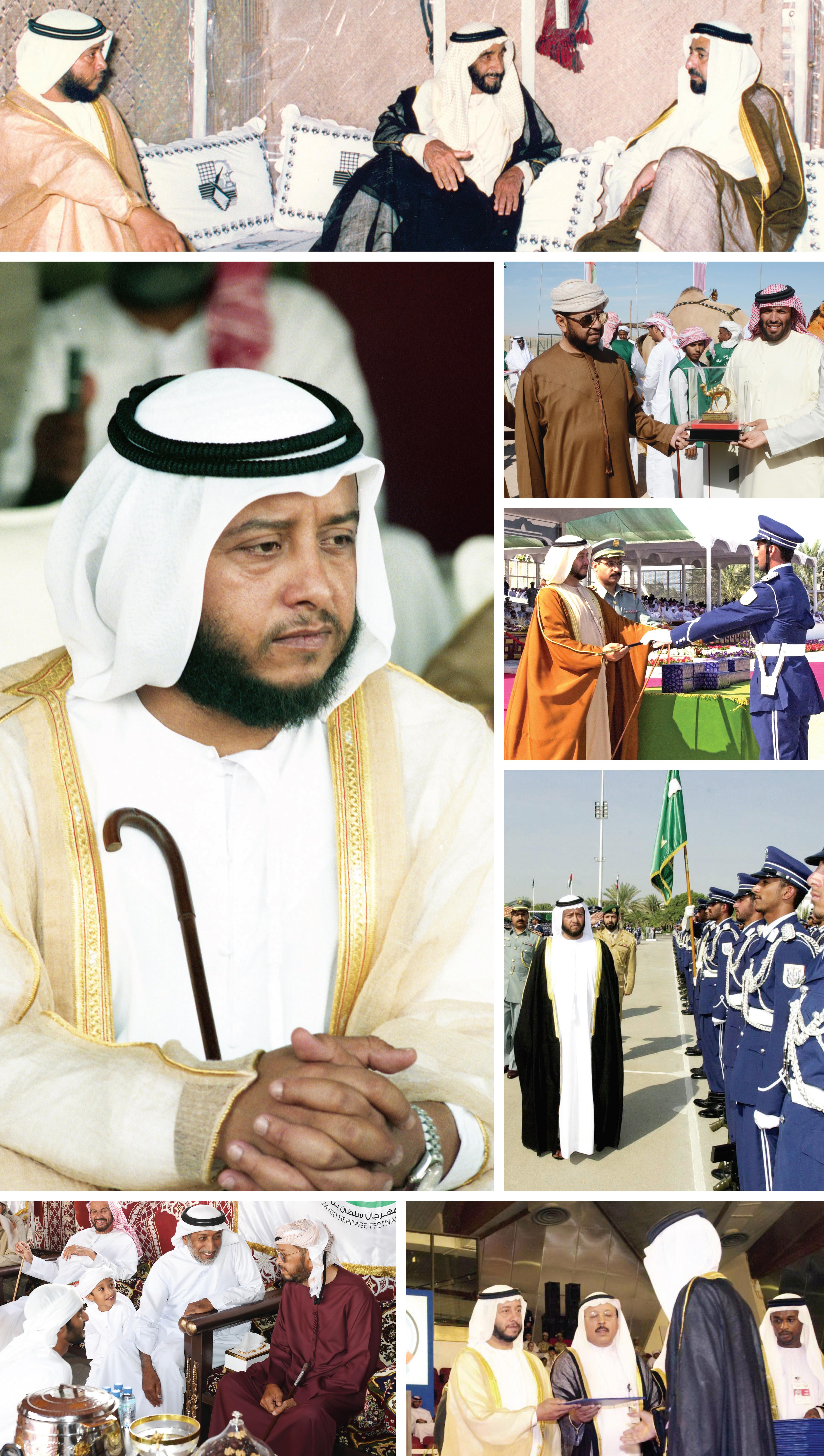 الشيخ سلطان بن زايد بن خليفة آل نهيان