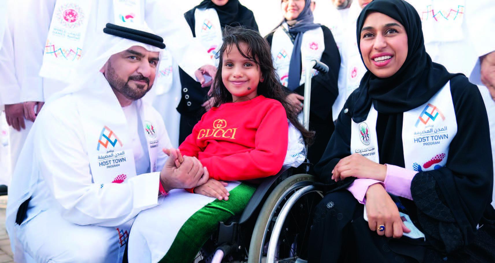 affb9ecc8 عبد الله القاسمي يشارك في فعالية «نمشي معاً» - البيان