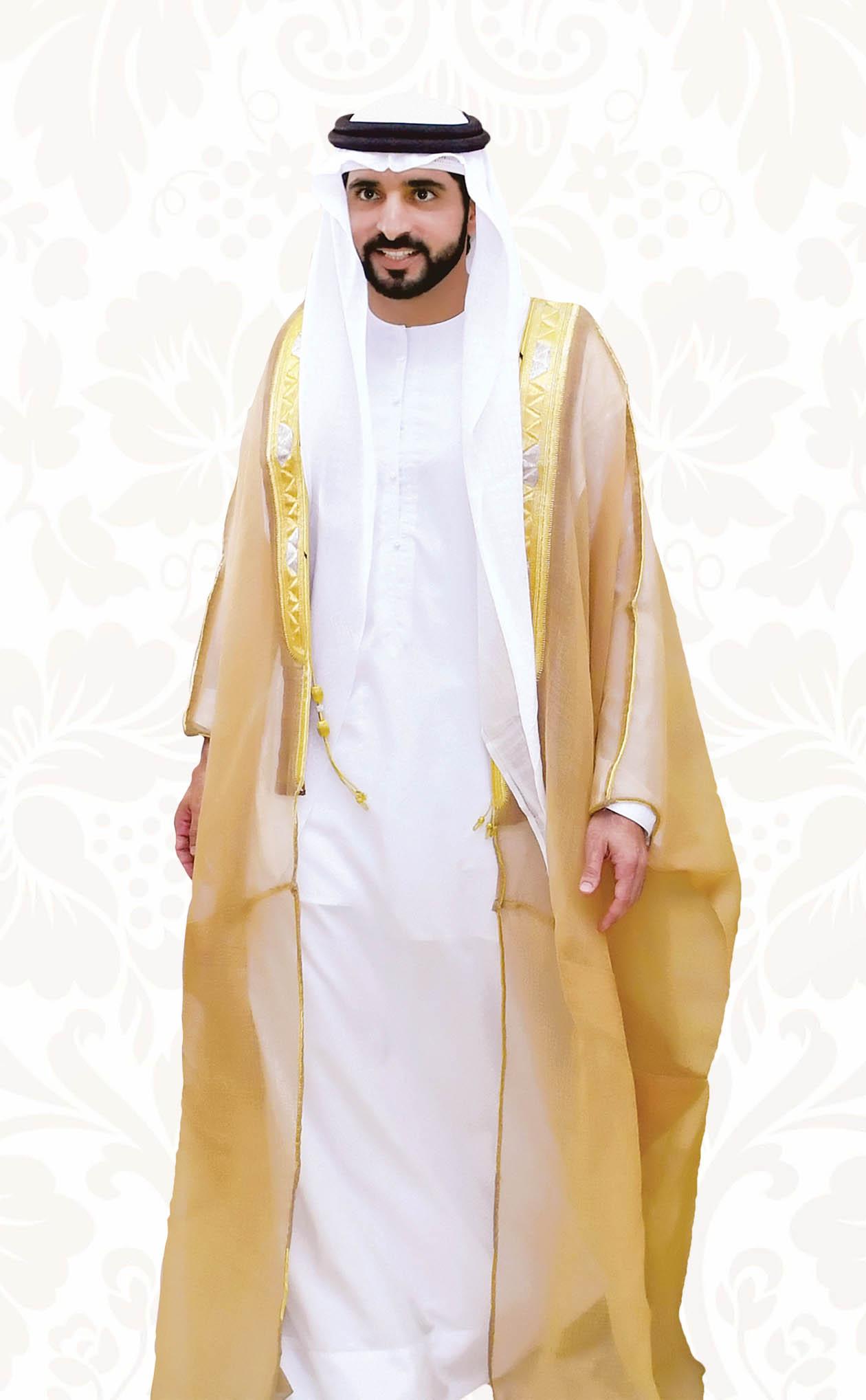 حمدان بـن محمــد قيادة واثقة على خـطى محمد بن راشد Menafn Com