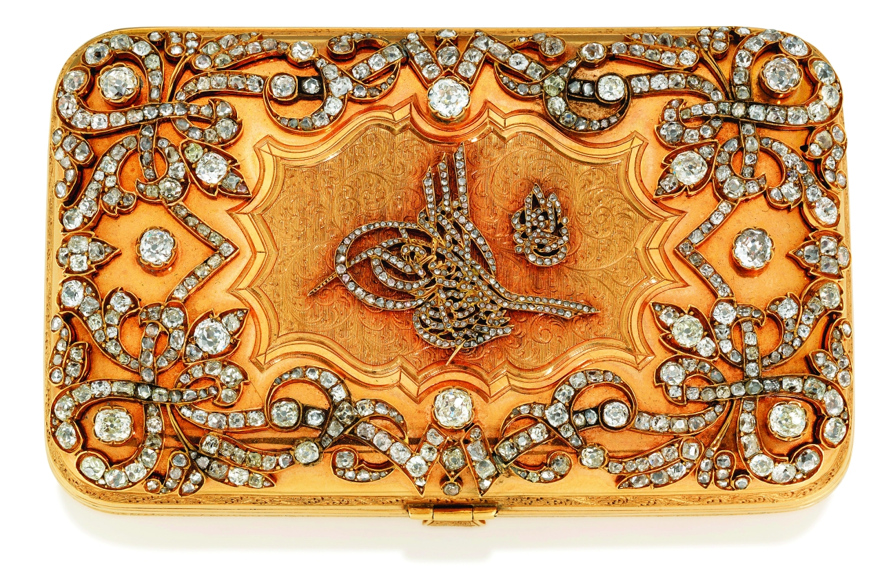 مزاد كريستيز يعرض قطعاً من الفن الإسلامي الهندي