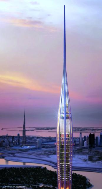 إعمار تستبق إكسبو 2020 بأعلى برج في العالم الاقتصادي السوق المحلي البيان