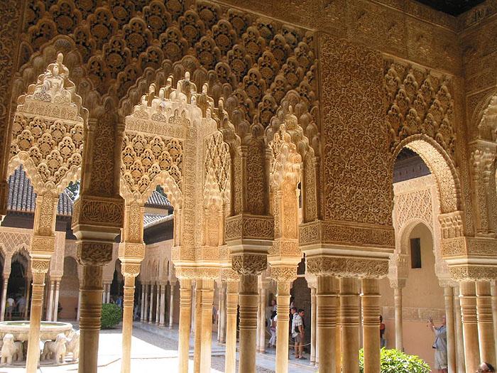 قصر الحمراء شاهد على روعة الحضارة الإسلامية  Hamrraa%20%2811%29