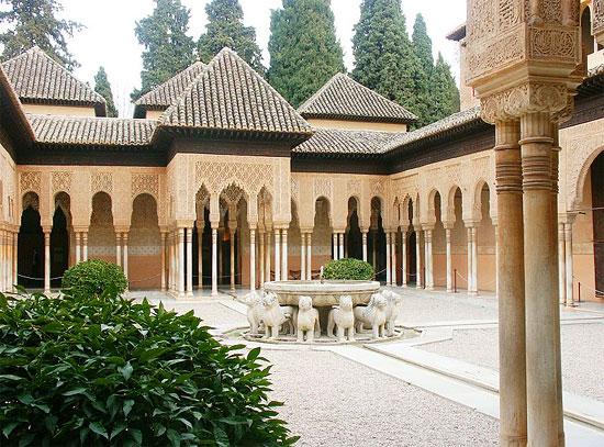 قصر الحمراء شاهد على روعة الحضارة الإسلامية  Hamrraa%20%2812%29