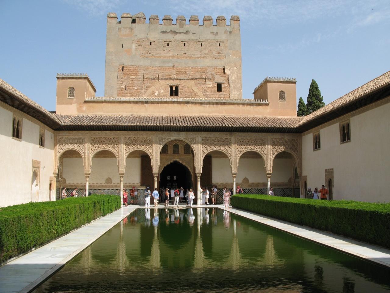 قصر الحمراء شاهد على روعة الحضارة الإسلامية  Hamrraa%20%2813%29