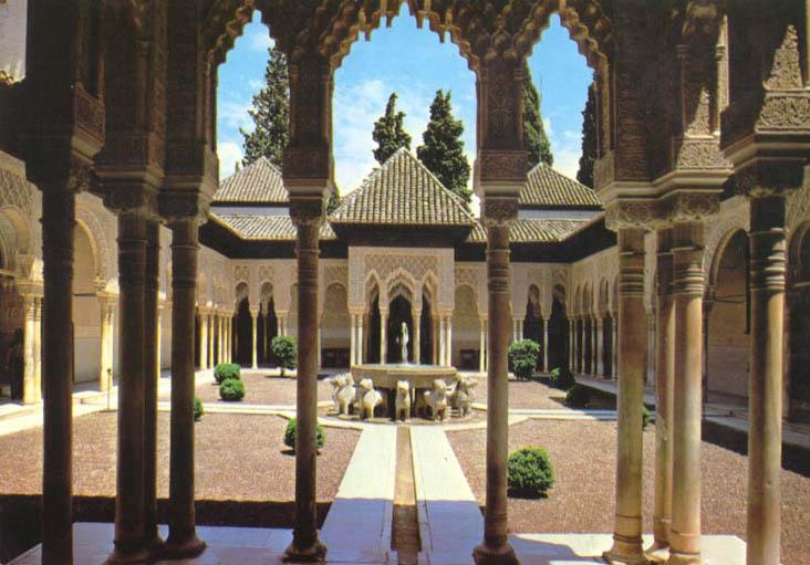 قصر الحمراء شاهد على روعة الحضارة الإسلامية  Hamrraa%20%282%29
