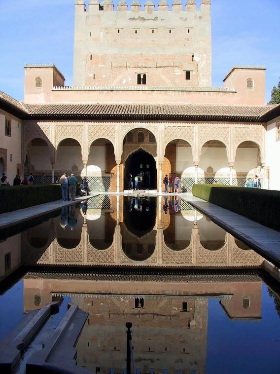 قصر الحمراء شاهد على روعة الحضارة الإسلامية  Hamrraa%20%2833%29