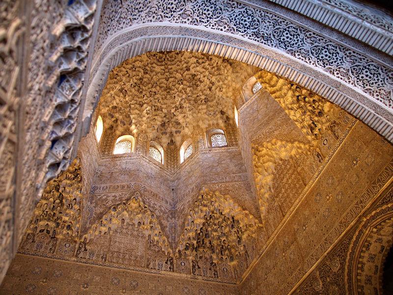 قصر الحمراء شاهد على روعة الحضارة الإسلامية  Hamrraa%20%286%29